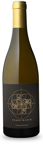 2014 Peake Ranch Sierra Madre Vineyard Chardonnay Image